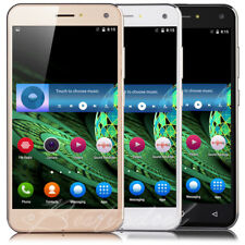 5 Inch Unlocked Mobile Phone Android 5.1 Quad Core Dual SIM 3G GPS Smartphone