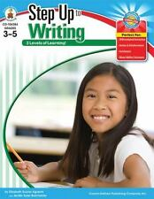 Step Up to Writing, Grades 3 - 5 Step Up Series