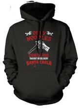 LOST BOYS inspired ONLY NOODLES horror vampire movie, Hoodie