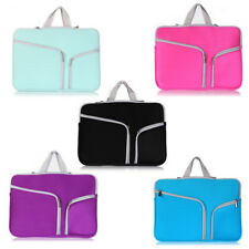"Laptop Sleeve Case Hand Bag Pouch For Apple MacBook Lenovo HP Acer Dell 11""-15"""
