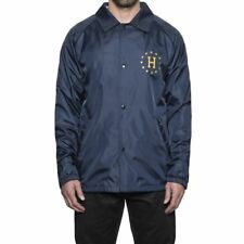 HUF - The Recruit Coaches Jacket in Navy NWT HUF WORLDWIDE
