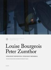 Louise Bourgeois and Peter Zumthor: Steilneset Memorial : To the Victims of...