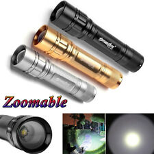 30000LM 3-Modes  Flashlight T6 LED 18650 Zoomable Torch Lamp Light Adjustable