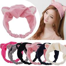 Cat Ears Hairband Head Band Party  Headdress Hair Accessories Makeup Tools MA
