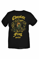 NEW Harry Potter And The Deathly Hallows Chocolate Frog T-Shirt Men's Tee SMALL