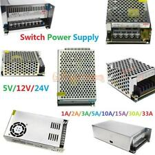 CE 5V/12V/24V DC 10A-30A-50A-70A Switching Power Supply Adapter For LED Strip