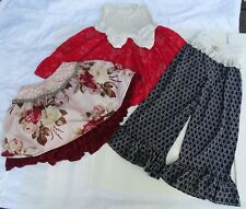 Girls size 6, 7 or 10: top, pants, skirt - PERSNICKETY, U Pick