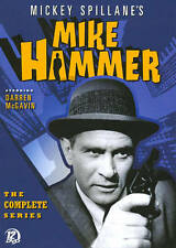 Mickey Spillanes Mike Hammer: The Complete Series NEW DVD FREE SHIPPING!!