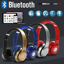Wireless Headphones BT4.1 Headset Noise Cancelling Over Ear With Microphone Lot