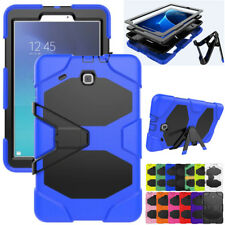 Hybrid Kickstand Rugged Hard Case Cover For Samsung Galaxy Tab E 9.6 SM-T560