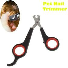 Dog Cat Pet Claw Toe Nail Stainless Steel Cutter Clipper Trimmer Nailclippers D