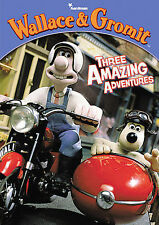 Wallace and Gromit: Three Amazing Adventures Wallace & Gromit DVD