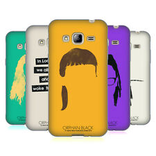 ORPHAN BLACK CRAZY SCIENCE SOFT GEL CASE FOR SAMSUNG PHONES 3