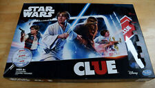 Star Wars Edition Clue Board Game Replacement Parts & Pieces 2015 Hasbro