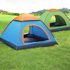 TENT DOUBLE PERSON Instant Outdoor NIGHT ROOM Easy Setup Camp Family WATERPROOF