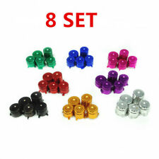 8sets Metal Bullet Buttons Set for Xbox One Game Controller ABXY & Guide Button