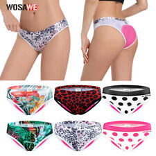 Women Cycling Underwear Bike 3D Padded Ladies Bicycle Underpants Triangle Shorts