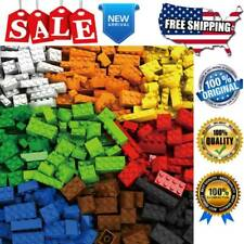City Building Blocks DIY Creative Bricks Bulk Model Figures Educational Kids Toy