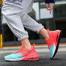 Women's Casual Cushion Sneakers Sports Outdoor Tennis Running Shoes Trainers New