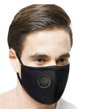 Reusable PM2.5 Mouth Nose Anti Dust Breathable Shield 5 Layers Filter Protection