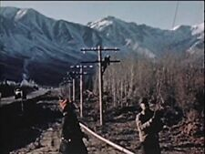 Alaska Highway Construction During WWII
