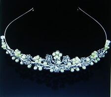 *NEW* DIAMANTE TIARAS AND CRYSTAL HAIRBANDS * VARIOUS DESIGNS FROM £2.99 *