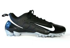 Nike Speed TD Low Black & White Football Cleats Shoes Mens NEW