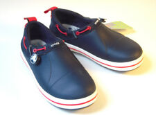 Crocs Crocband Gust Navy Red C6 7 8 9 10 11 12 13 1 2 3