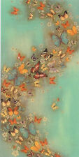LILY GREENWOOD - CHINESE GREEN ART PRINT OR CANVAS