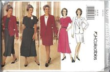 4397 UNCUT Vintage Butterick Sewing Pattern Jacket Top Skirt FF JH Collectibles