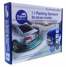 Dolphin DPS400 4 Reverse Parking Sensor Sensors Kit