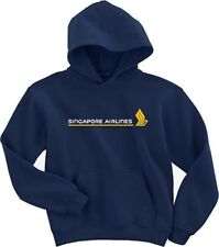 Singapore Airlines Retro Logo Singaporean Airline Hoody