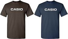 CASIO T-shirt VINTAGE COOL 80s Shirt JAPANESE GEEK TEE