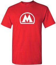 MOSCOW METRO Tshirt RUSSIAN Subway Shirt COOL train TEE
