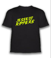Jesse & the Rippers Uncle Jesse Rock Band Funny 90's TV Full House T-shirt 80's