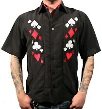 Las Vegas Casino Suits of Cards Shirt, Dragonfly