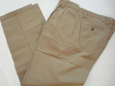 Dockers True Chino Tan Dockers Mens True Chino Tan Relaxed Fit Flat Front
