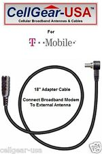 T-Mobile Sonic 4G Mobile Hotspot 3G 4G External Antenna Adapter Cable FME-M
