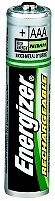 AAA Rechargeable Batteries - NH12 - Energizer