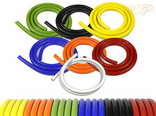 10mm 13mm 16mm 19mm 22mm 25mm I.D Silicone Vacuum Hose Pipe Tube Black Blue Red