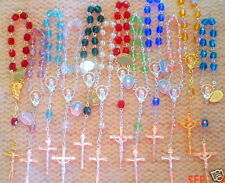 Birthstone Pocket Rosary - Made in the Czech Republic