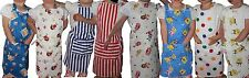 Childrens Toddler Aprons Pinafores Cookery Hobby Craft Pinnys Kids Childs