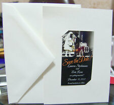 Holders and Envelopes for Wedding Invitation Save the Date Magnets
