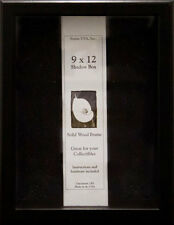 *NEW* 9 X 12 Shadow Box Showcase Picture Frame!! Available in 4 Colors!!
