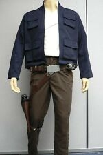 Star Wars Han Solo ESB Full Costume Belt Holster Droid Caller set Halloween