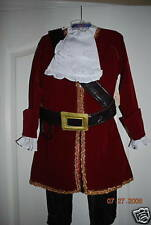 Disney Store Jake and Neverland Pirates Captain Hook Costume Deluxe Pirate
