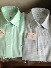 EAGLE SHIRTMAKERS MEN'S DRESS SHIRT LONG SLEEVE ASST COLOR AND SIZES NWT