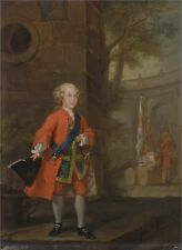 William Augustus Duke Cumberland William Hogarth Quality Art Photo Poste