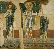 Apostles From Orcau Firsthalf of 12th Century- Repro Art Photo/Poster Print Sati