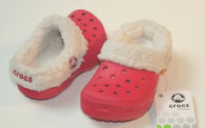 Crocs Kids Mammoth Red C6/7 C8/9 C10/11 C12/13 J1 J2 J3